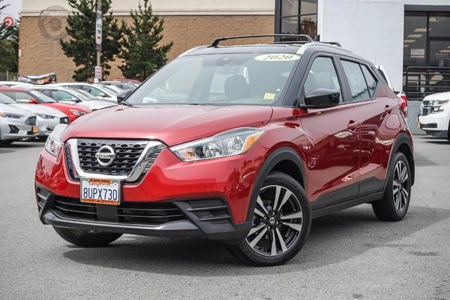 used 2020 Nissan Kicks car, priced at $22,991