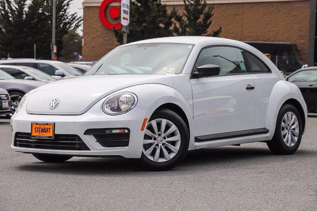 used 2018 Volkswagen Beetle car, priced at $15,998