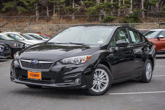used 2018 Subaru Impreza car, priced at $21,092
