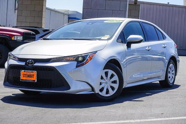 used 2020 Toyota Corolla car, priced at $21,544