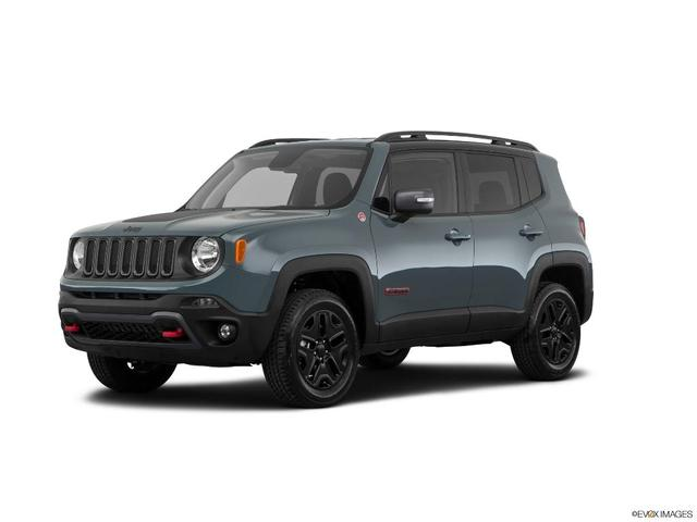 used 2018 Jeep Renegade car, priced at $25,991