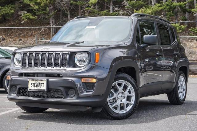 new 2021 Jeep Renegade car, priced at $23,685