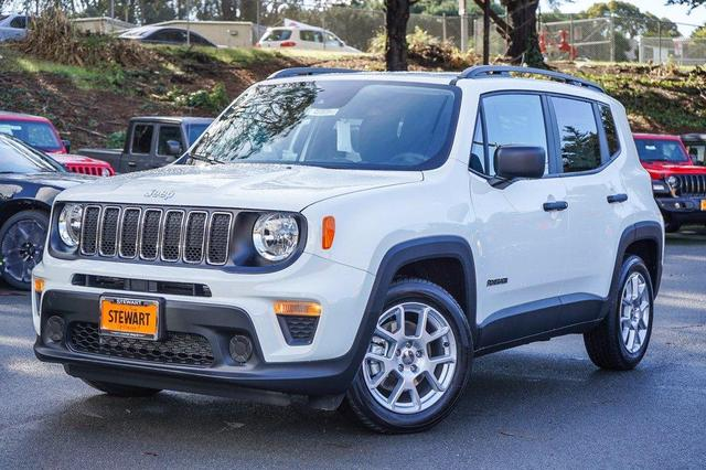 new 2021 Jeep Renegade car, priced at $23,440