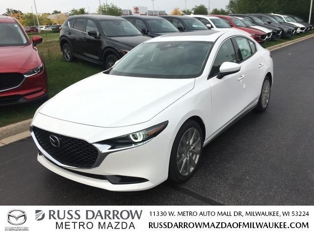 new 2021 Mazda Mazda3 car, priced at $28,273